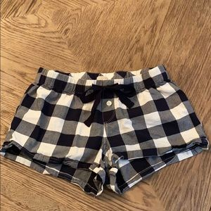 J Crew Pajama Shorts